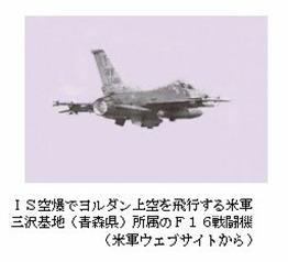 F16戦闘機